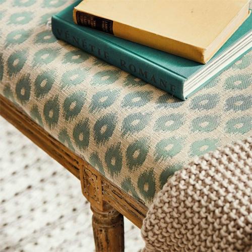 Sanderson Meru Nettle Fabric 236910