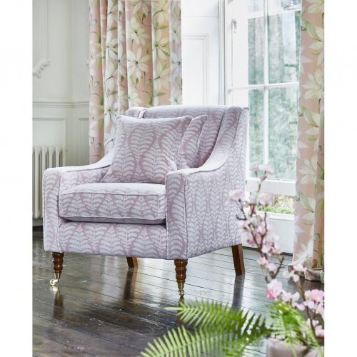 Prestigious Lottie Silver Fabric 3780/909