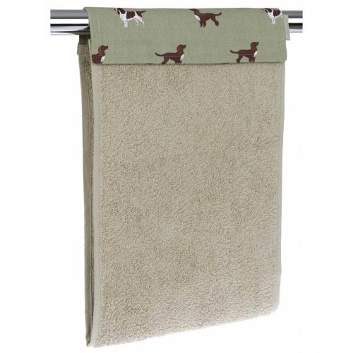 Sophie Allport Spaniels Roller Hand Towel