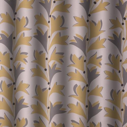 Gordon Smith Scandi Gold Curtain Fabric