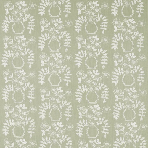 Sanderson Home Flower Pot Fennel Curtain Fabric 235880