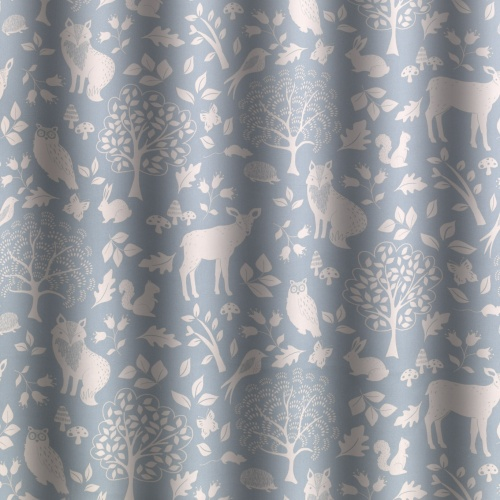 Gordon Smith Outback Duck Egg Curtain Fabric