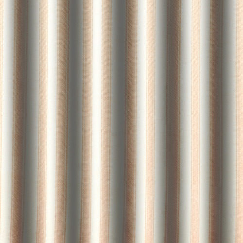 Gordon Smith Ticking Beige Curtain Fabric