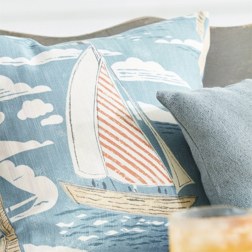 Sanderson Home Sailor Nautical Fabric 226503