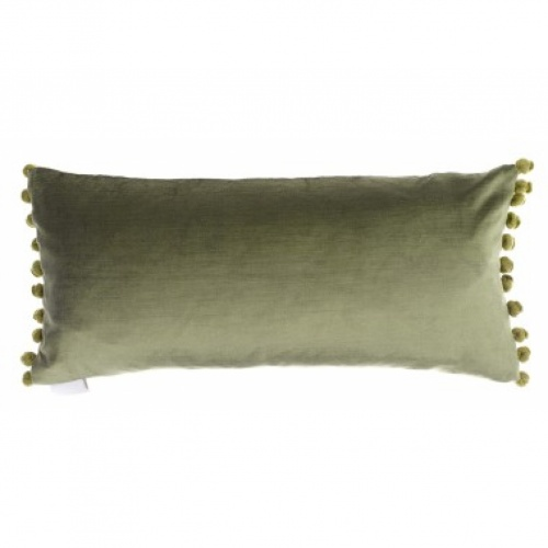 Voyage Highland Coo Patch Cushion