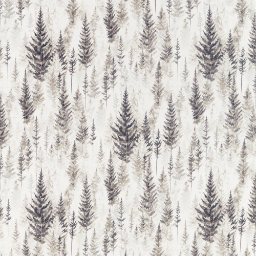 Sanderson Juniper Pine Elder Bark Curtain Fabric 226535