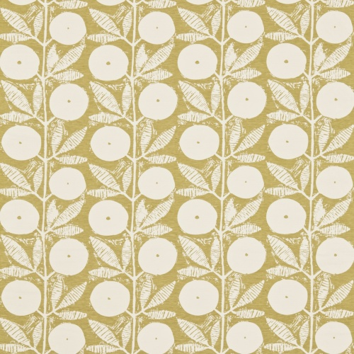 Scion Somero Pistachio/Pumice Curtain Fabric 131537