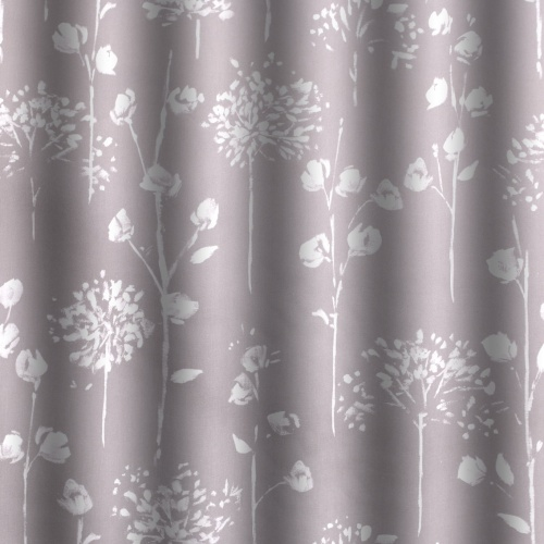 Gordon Smith Blossom Grey Fabric