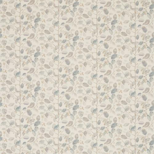 Sanderson Woodland Berries Grey/Silver Fabric 225531