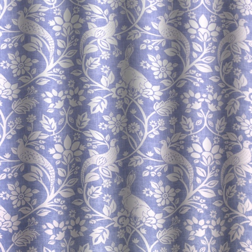Swatch Box Heathland Bilberry Curtain Fabric