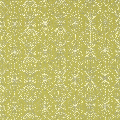 Harlequin Java Gooseberry Curtain Fabric 131517