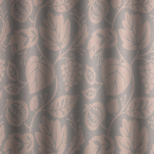Voyage Clemence Duck Egg Curtain Fabric