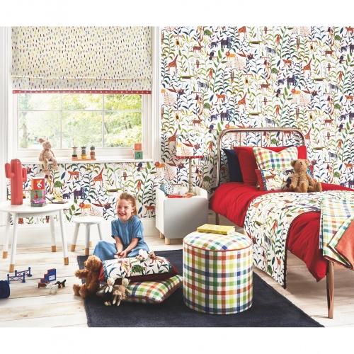 Prestigious Hide And Seek Candyfloss Fabric 8713/262