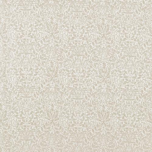 Morris & Co Pure Acorn Linen Fabric 236062
