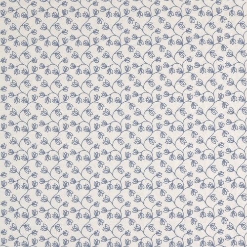 Sanderson Ingleton Trail Denim Fabric 236275