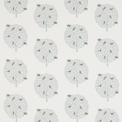 Sanderson Home Bay Tree Mineral Fabric 236429