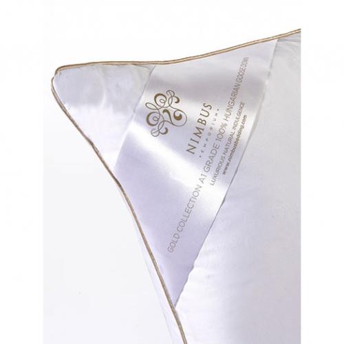 Nimbus Gold Collection 100% Hungarian Goosedown Pillow