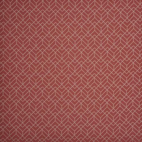 Prestigious Penrose Cranberry FR Fabric 2019/316