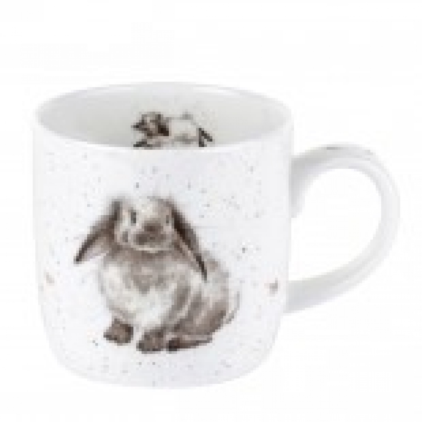 Image of Rosie Rabbit Wrendale Mug