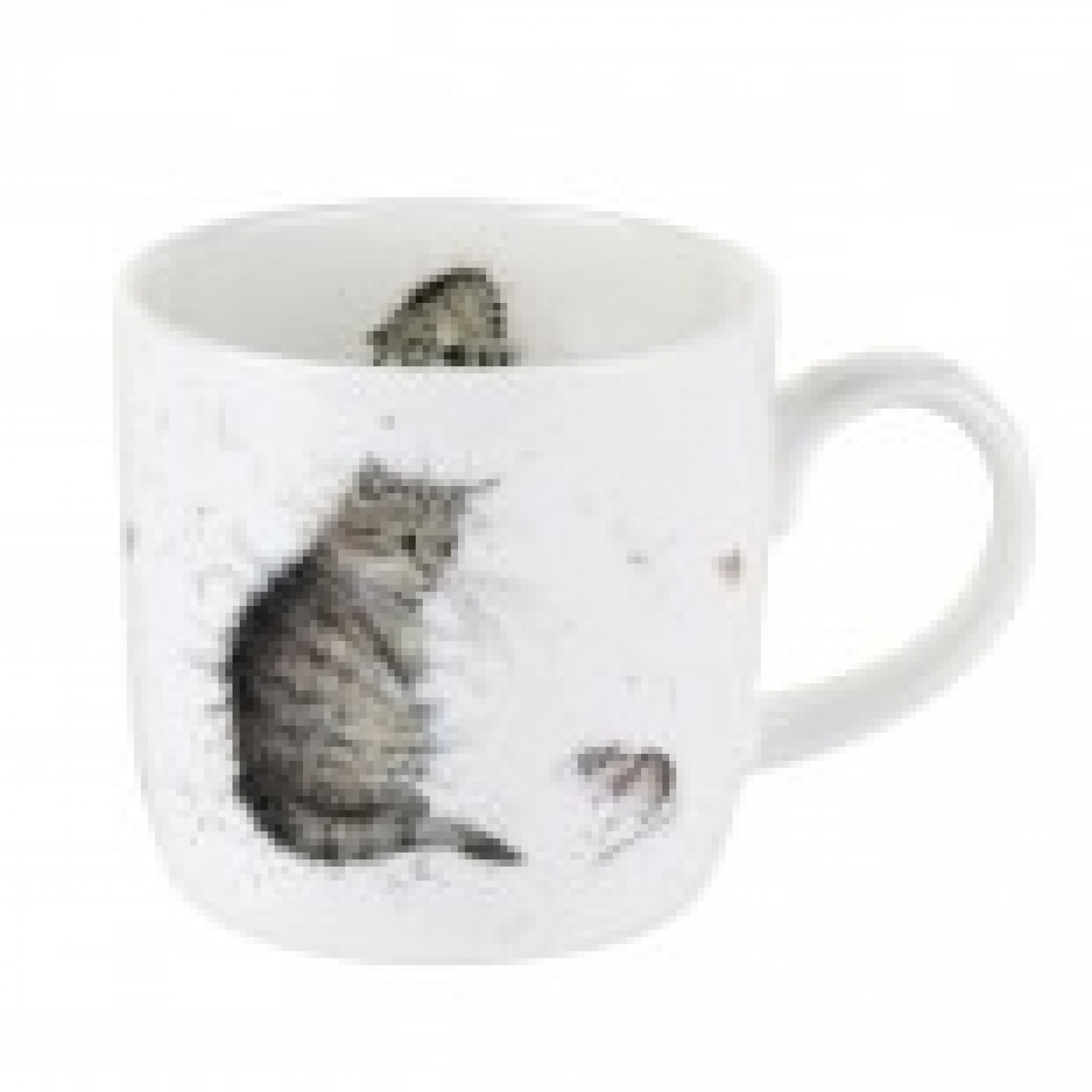 Image of Cat and Mouse Wrendale Mug