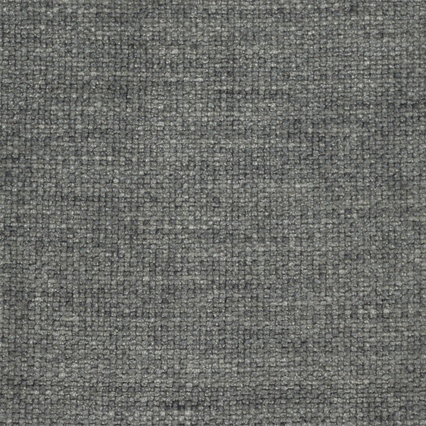 Image of Sanderson Moorbank Pewter Fabric 236304