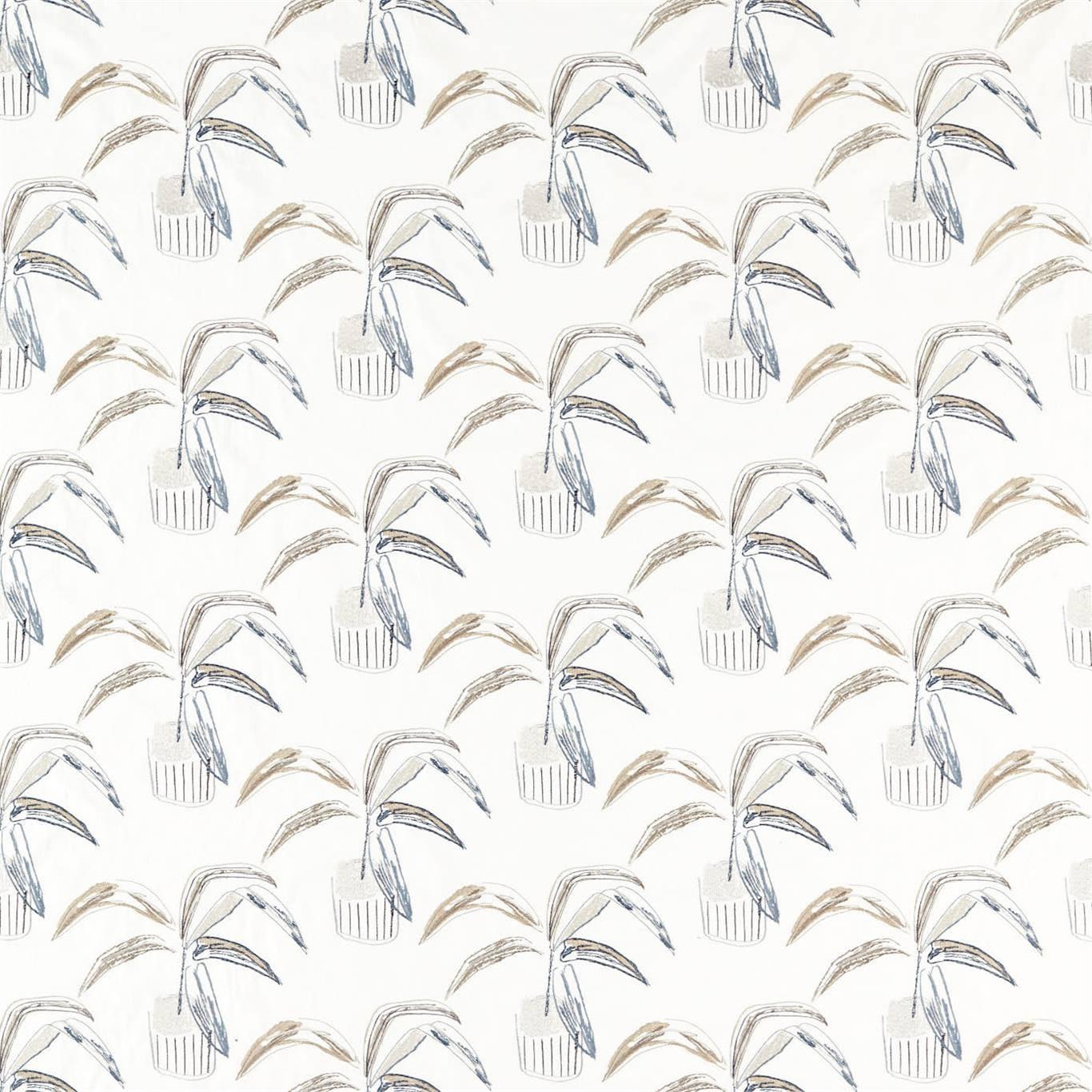 Image of Scion Crassula Putty/Dove/Slate Fabric 132863