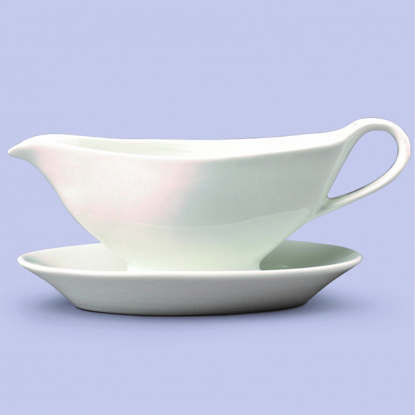 Image of Mini Sauce Boat & Tray