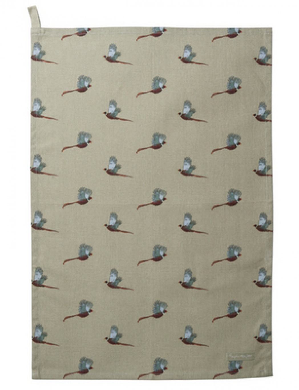 Image of Sophie Allport Pheasant Tea Towel