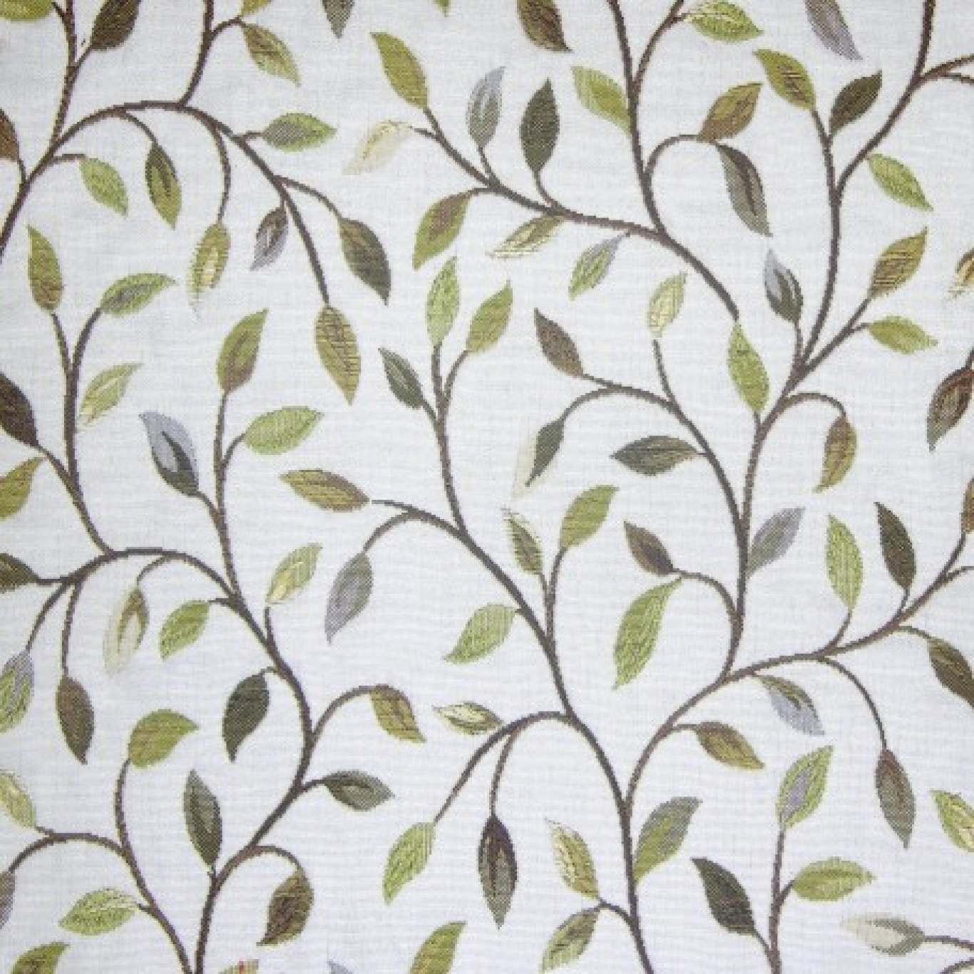 Image of Voyage Cervino Lime Fabric 2m Remnant