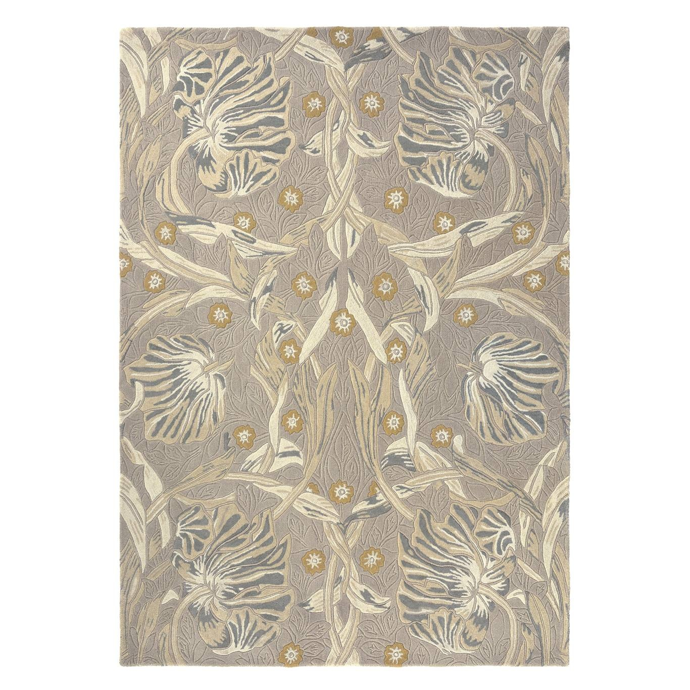 Image of Morris & Co Pure Pimpernel Rug 28105