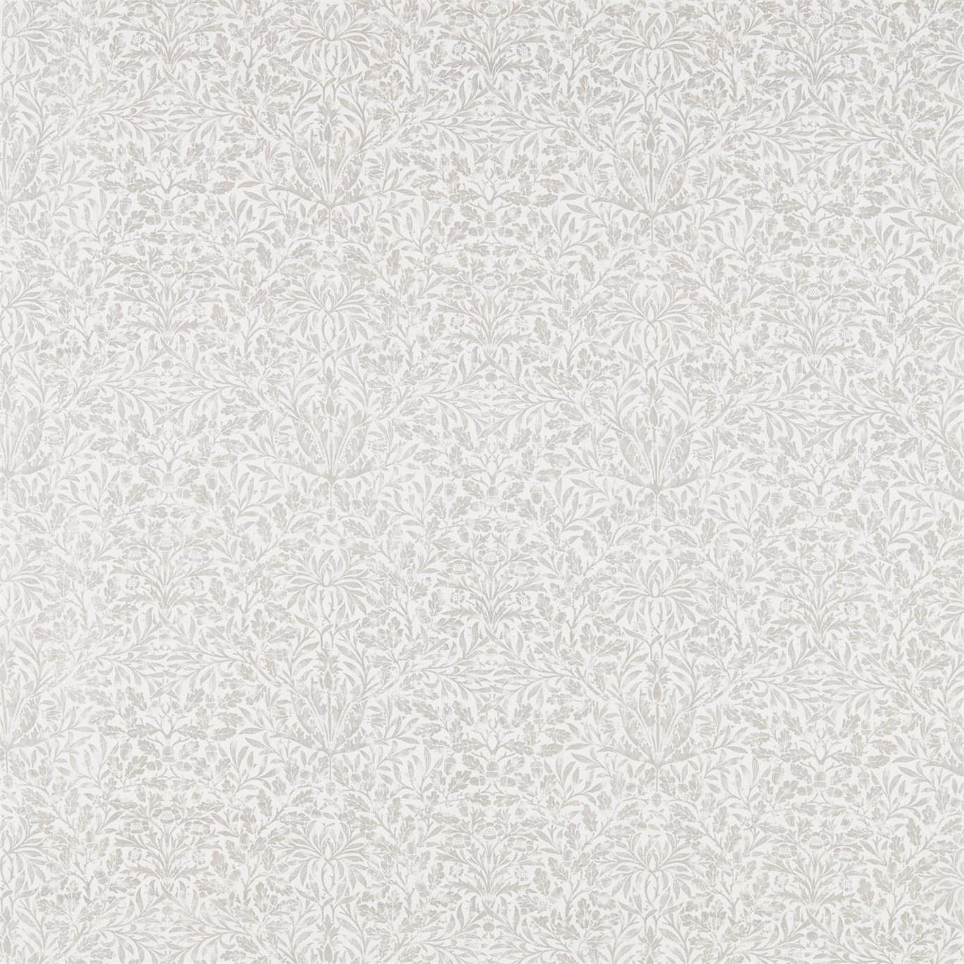 Image of Morris & Co Pure Acorn Dove Fabric 236063
