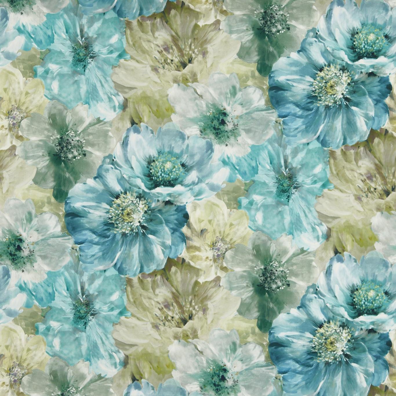 Image of Prestigious Lani Ocean Fabric 8702/711