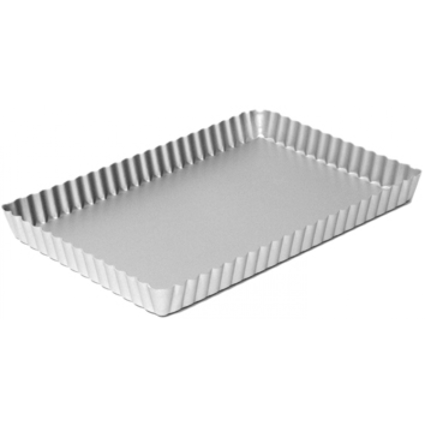 Image of Silverwood Quiche Provencale Loose Base 12 x 8ins/30 x 20cm