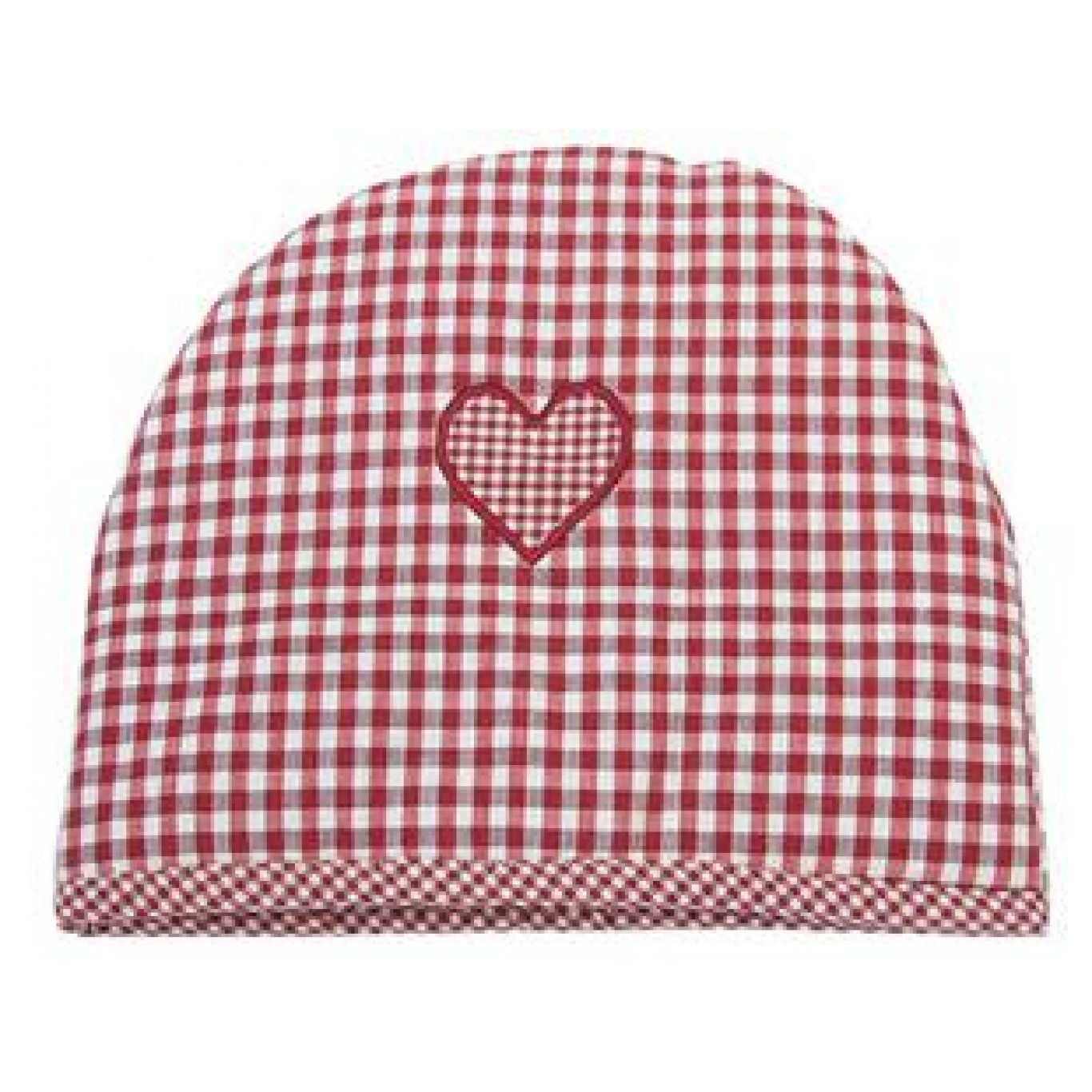 Image of Auberge Red Check Tea Cosy