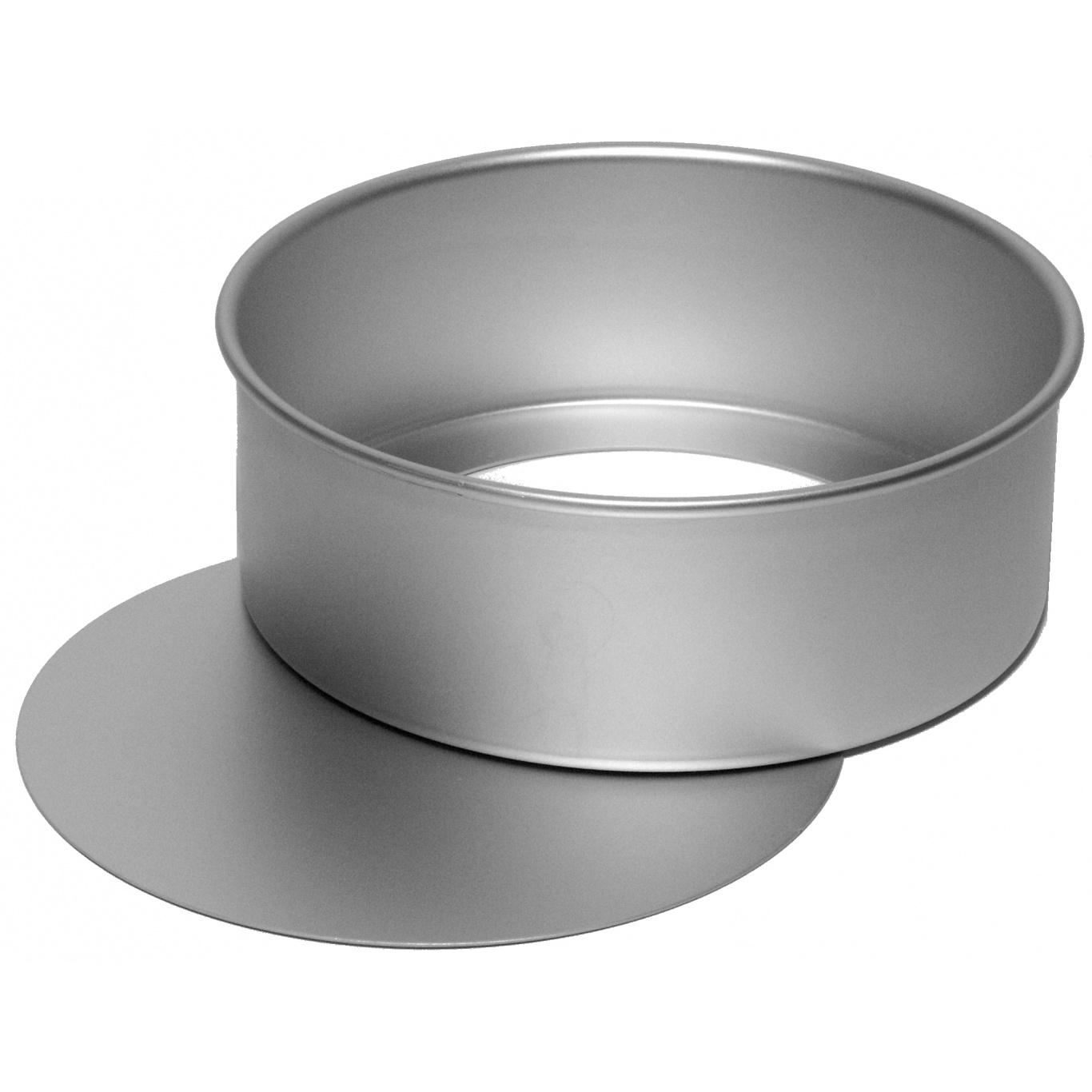 Image of Silverwood Round Cake Pan Loose Base 6ins/15cm