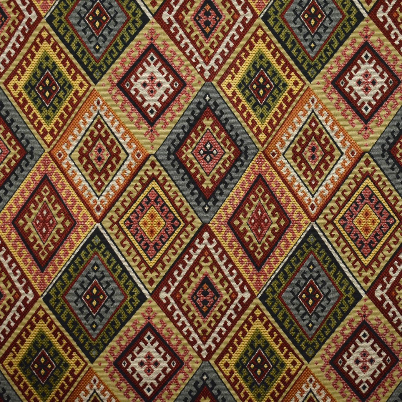 Image of Gordon Smith Bolivia Bianco Fabric