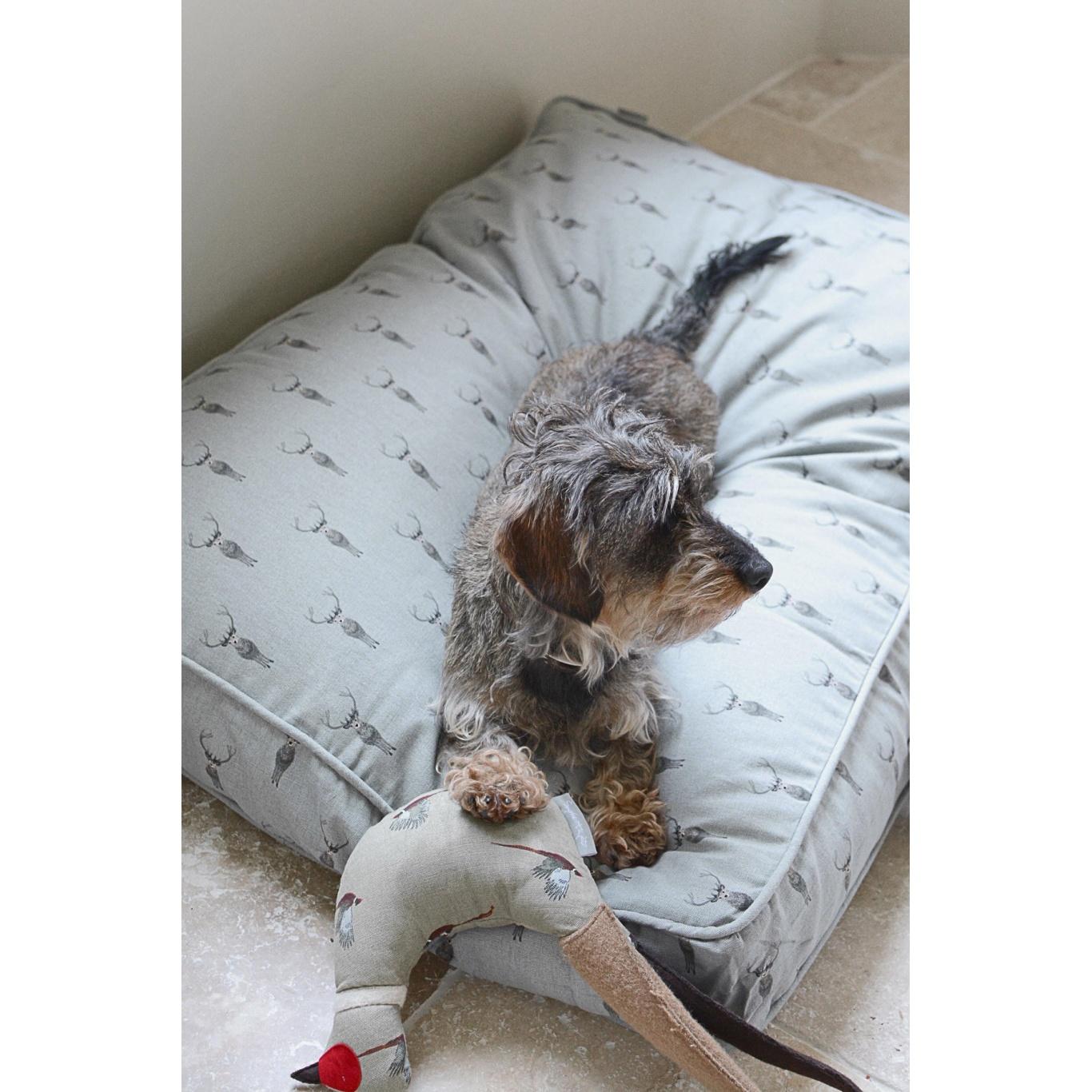 Sophie Allport Highland Stag Medium Pet Bed Mattress