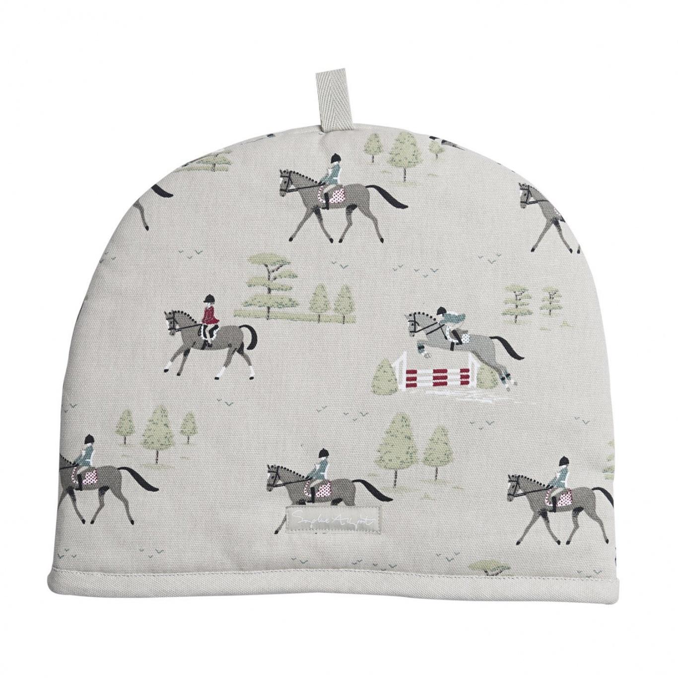 Image of Sophie Allport Horses Tea Cosy