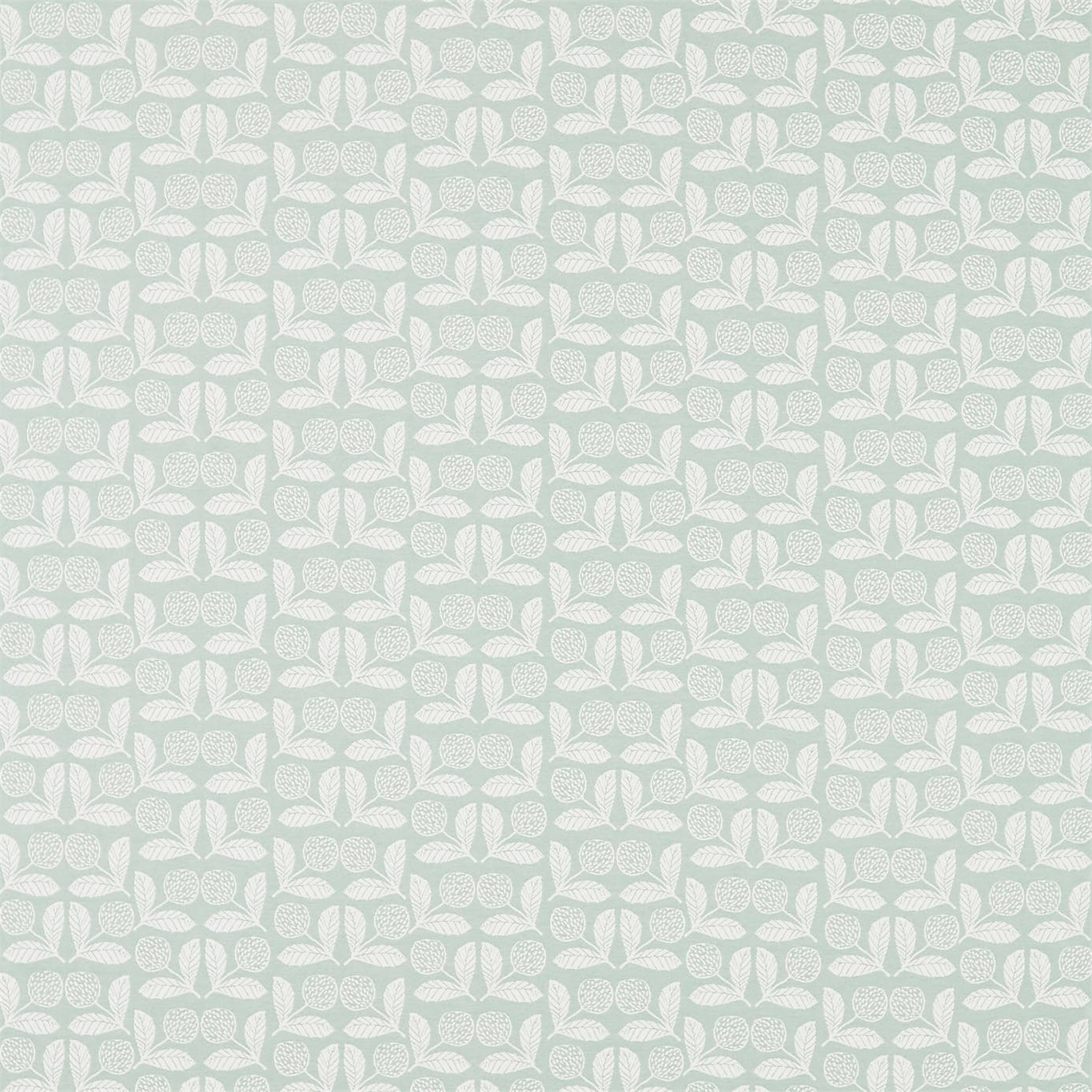 Image of Sanderson Home Seed Stitch Celadon Curtain Fabric 235871
