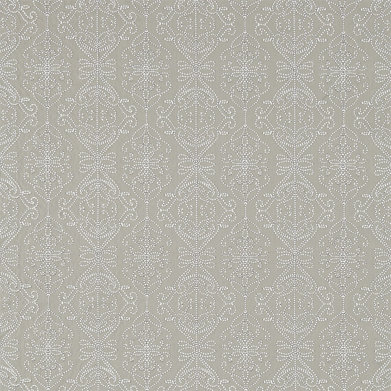 Image of Harlequin Java Stone/Charcoal Curtain Fabric 131514