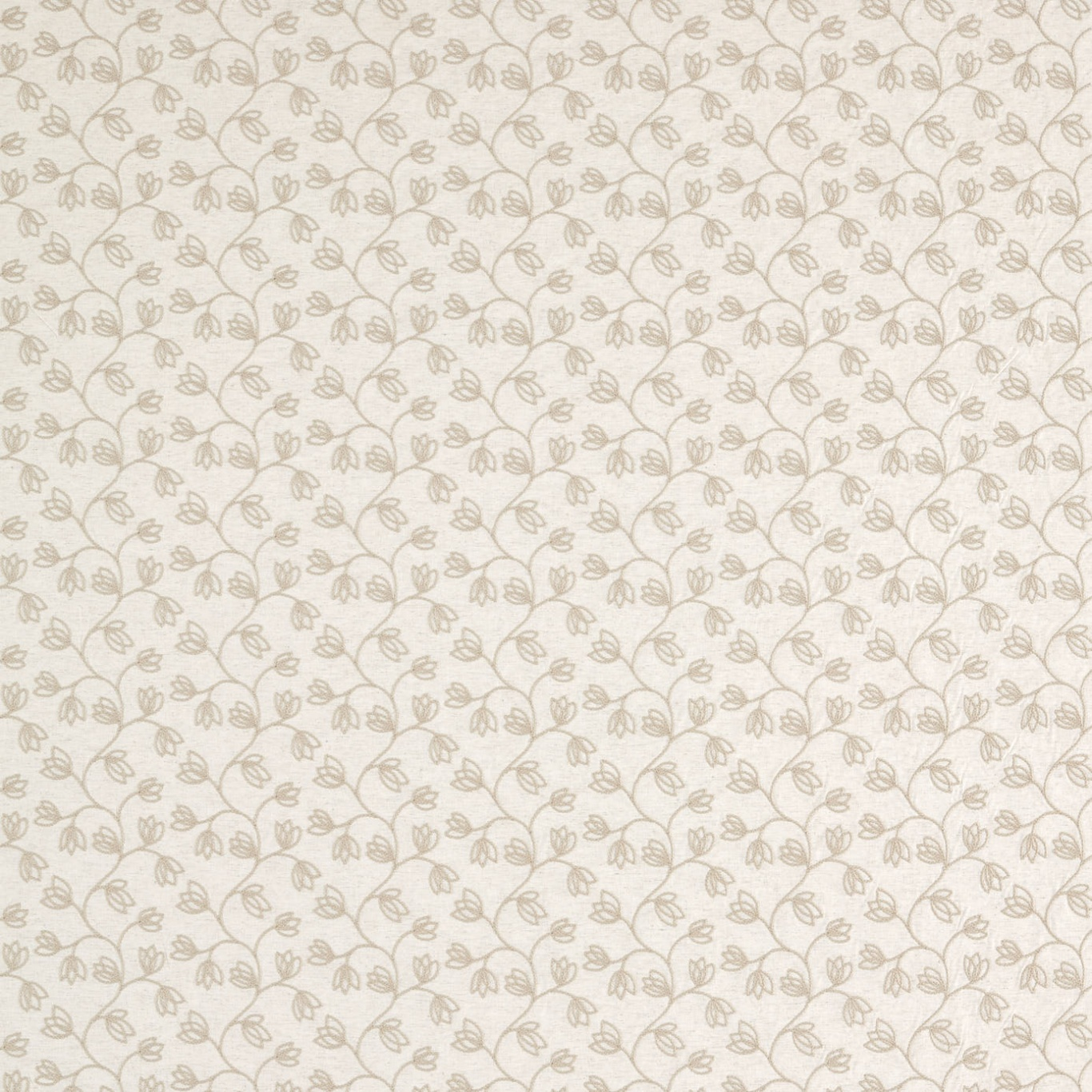 Image of Sanderson Ingleton Trail Linen Fabric 236274