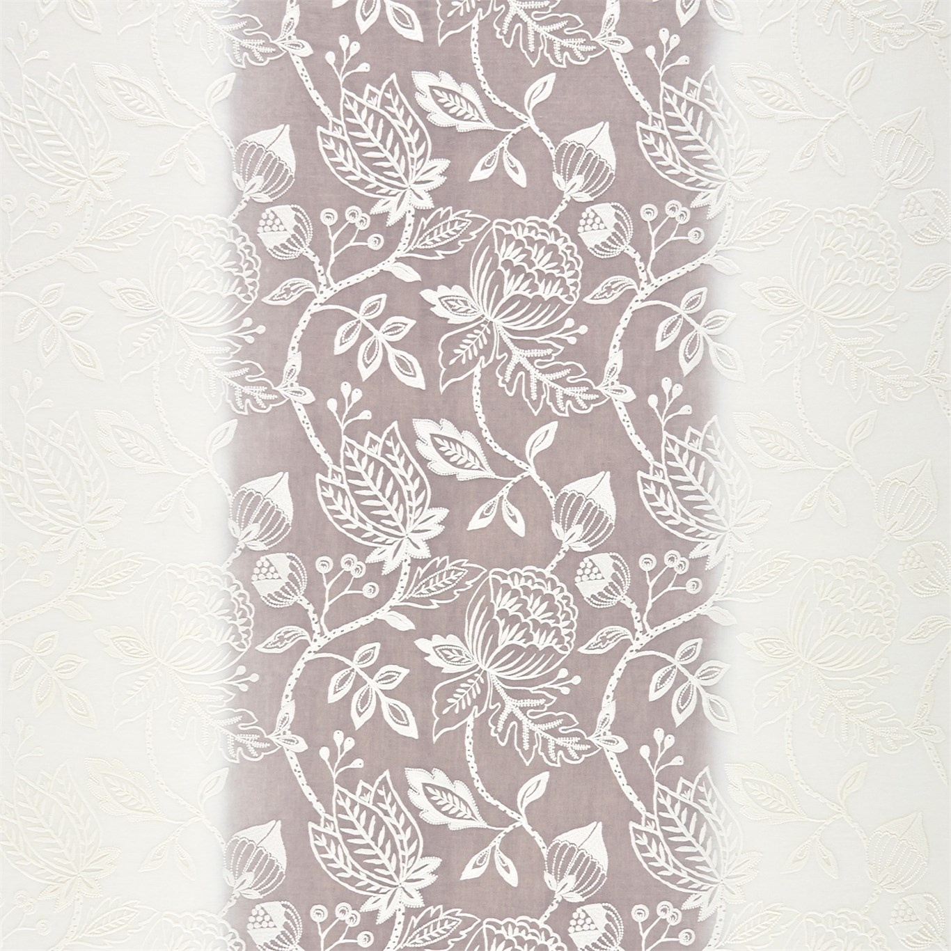 Image of Harlequin Colette French Grey Curtain Fabric 131567