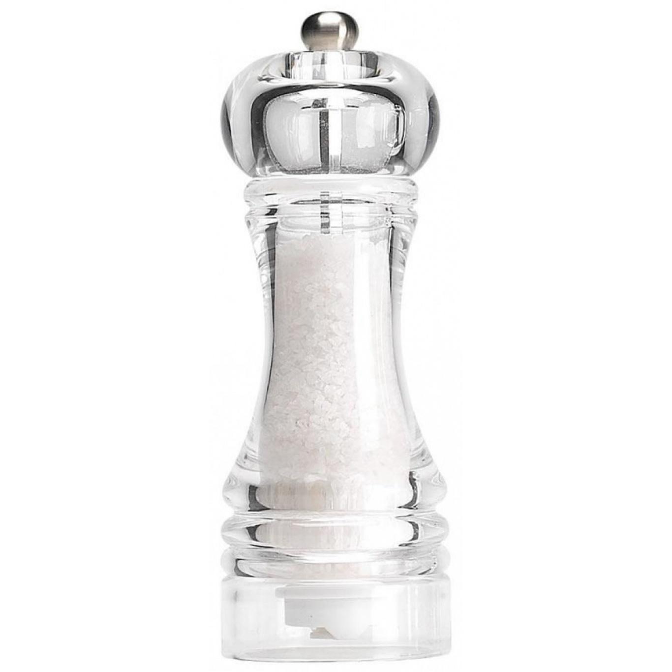 Image of T&G Capstan Acrylic Salt Mill 180mm