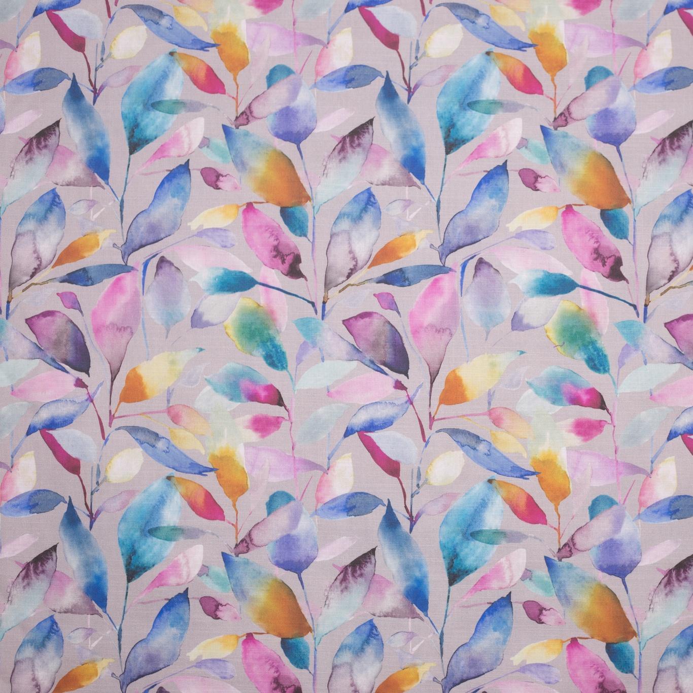 Image of Voyage Brympton Lotus Stone Curtain Fabric