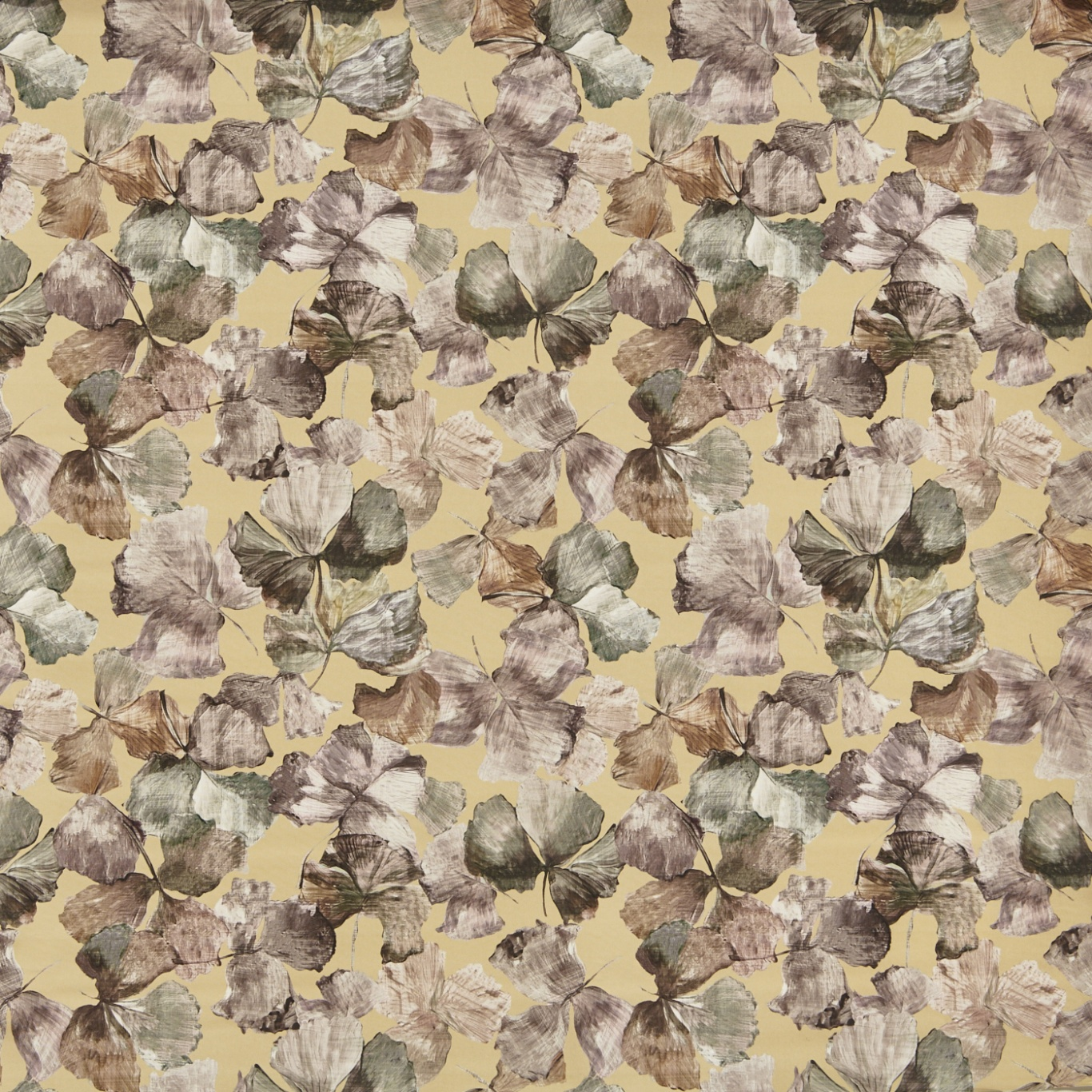 Image of Prestigious Hanalei Amber Fabric 8701/502