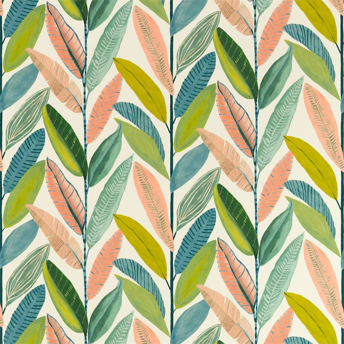 Scion Hikkaduwa Tropicana Fabric 120869