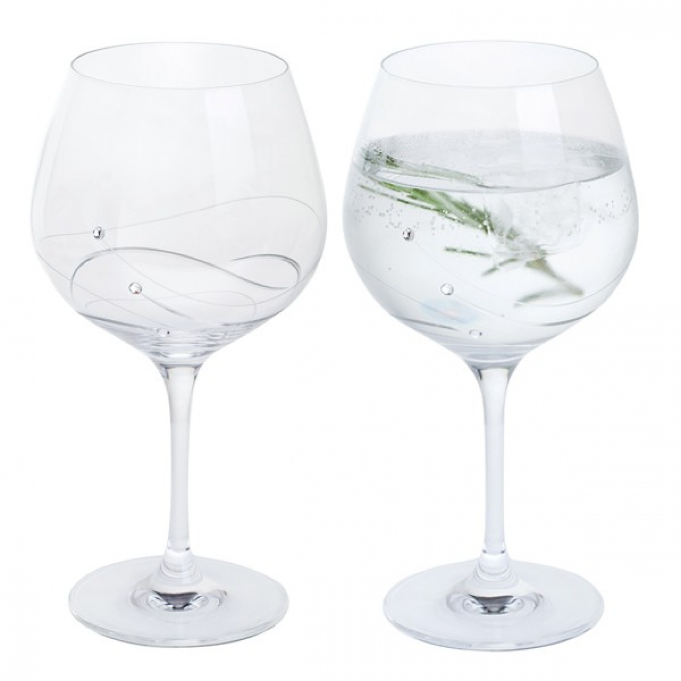 Image of Dartington Glitz Gin & Tonic Pair