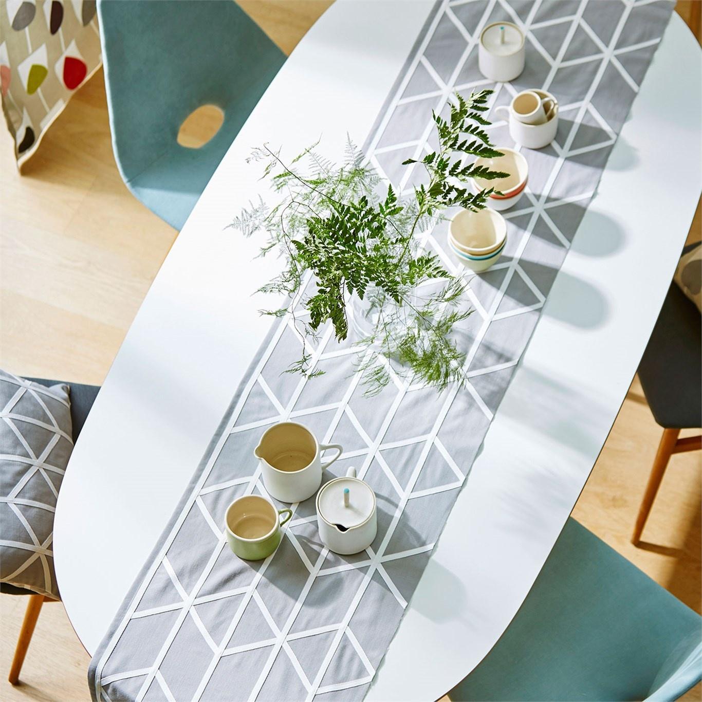 Scion Nendo Graphite Curtain Fabric 131818