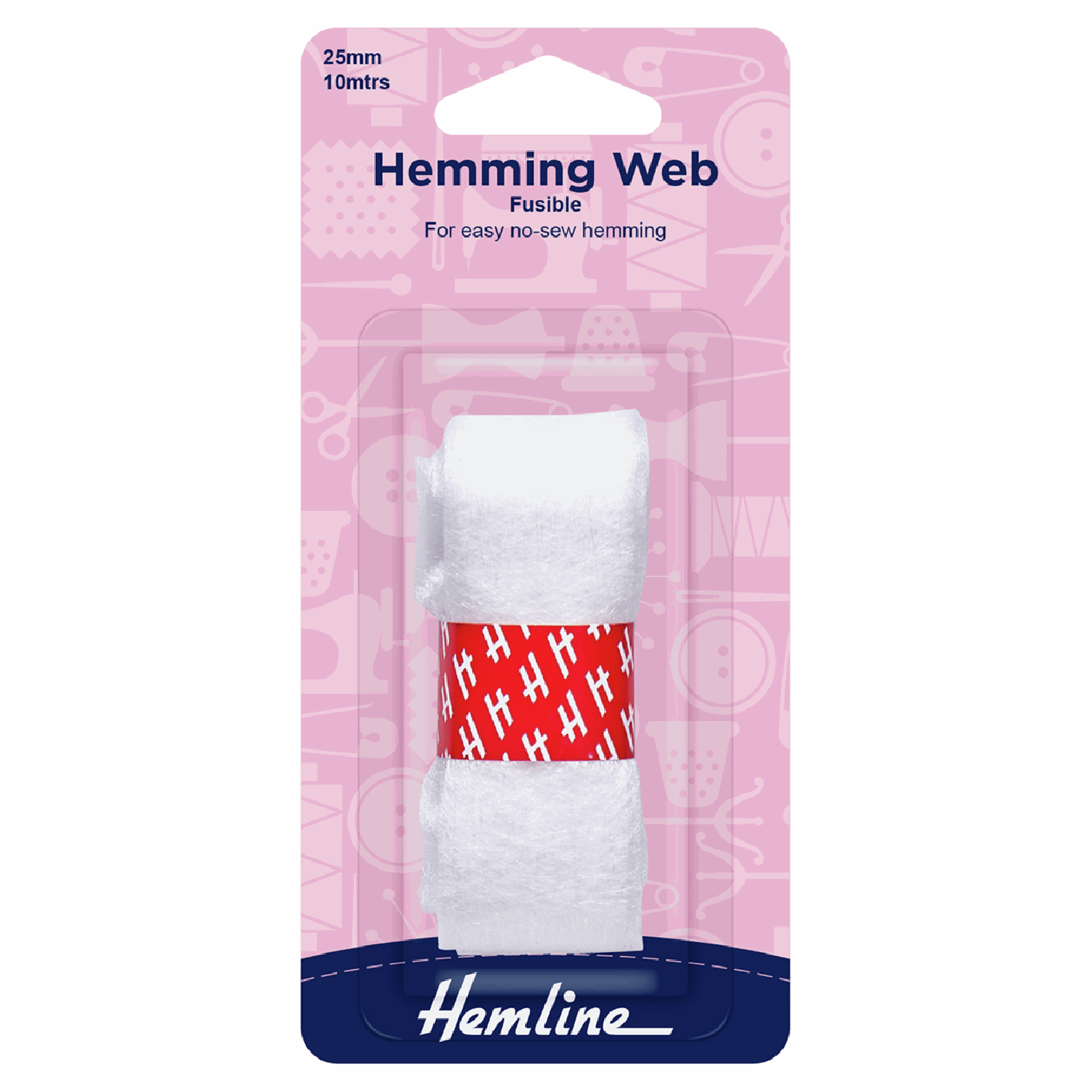 Image of Fusible Hemming Web | 10m x 25mm