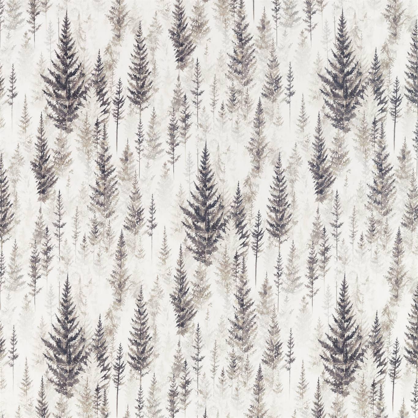Image of Sanderson Juniper Pine Elder Bark Curtain Fabric 226535